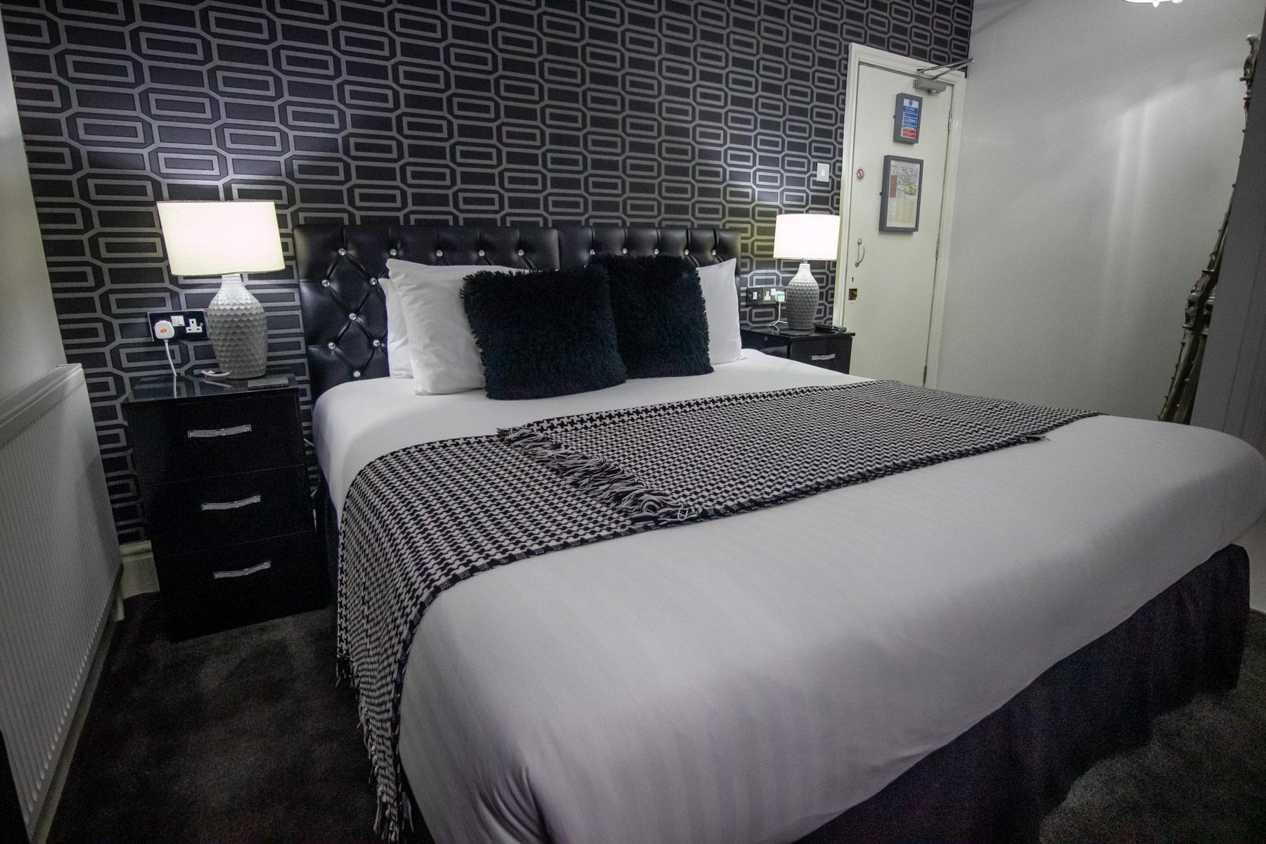 Sunnyside B&B in Southport Super kingsize bed