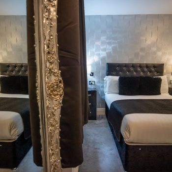 Sunnyside Bed and Breakfast in Southport large triple En-Suite Room