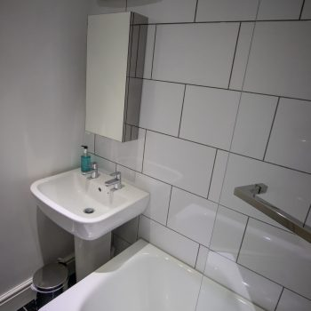 Southport B&B Bathroom Sunnyside Room 7
