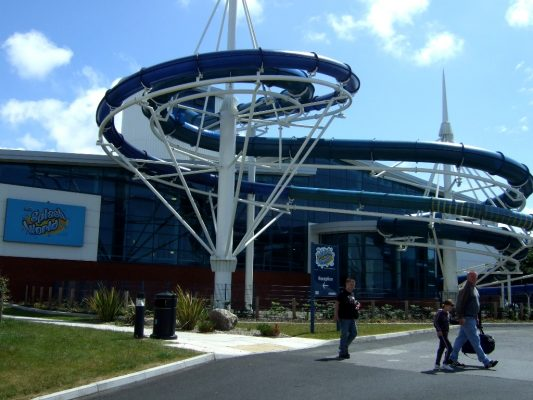 Splash World Water Park Southport