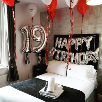 Birthday Package at the Sunnyside Bed and Breakfast Accommodation